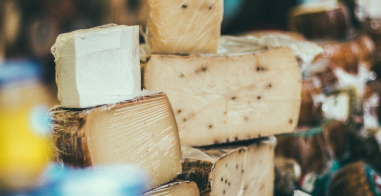aged cheese dairy