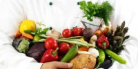 Adding value to vegetarian dishes