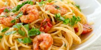Top five types of pasta/noodle dishes at Canadian restaurants