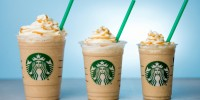 Starbucks re-releases the Mini Frappuccino