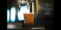 Starbucks taps in on Nitro Cold Brew