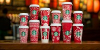 Starbucks' red holiday cups have been released!