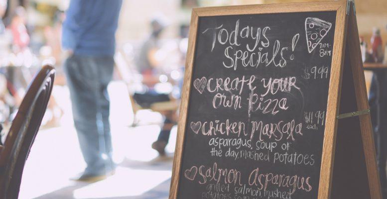 menu labelling prime cost