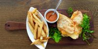 Lunch and growth opportunities in the foodservice industry
