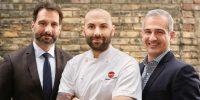 King Street Food Company: Buca, Jacobs & Co., Jamie's Italian
