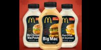 McDonald's sauces to be available soon on grocery shelves