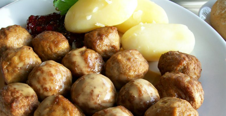 Ikea - Swedish Meatballs