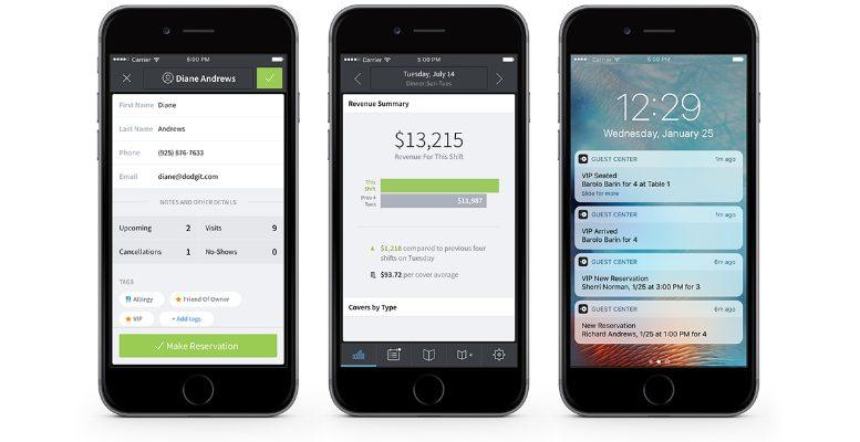 GuestCenter iPhone app