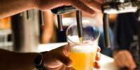 Ensuring a quality draught beer experience with clean taps