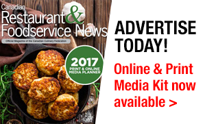 Canadian Restaurant & Foodservice News Media Kit