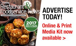 Canadian Restaurant & Foodservice News Media Kit
