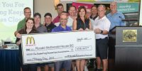 McHappy Day raises $530,849 for Ronald McDonald House Charities from local British Columbia and Yukon franchisees