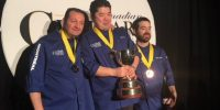 Montréal chef Eric Gonzalez wins silver at the Gold Medal Plates Championship