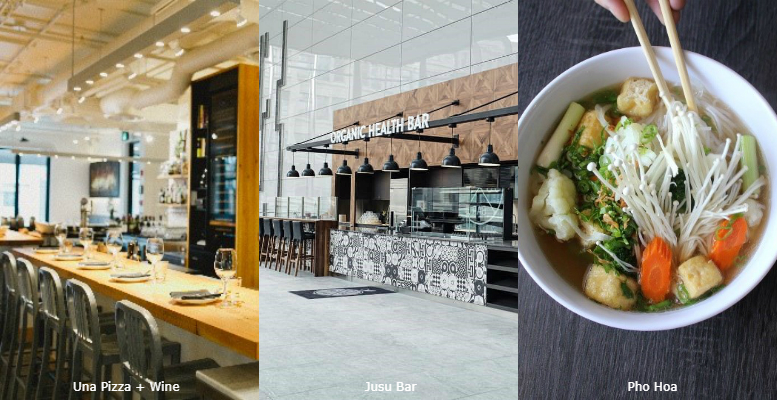 Restaurant concepts to watch for April