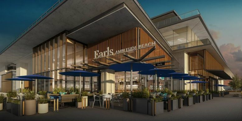 A First Look Inside Earls Ambleside Beach Opening In West Vancouver