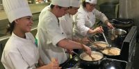 An International Chefs Day for Students