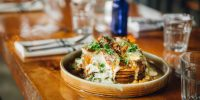 Recipe Club: Nique Restaurant chef-owner Harrison Hennick's Thai pancakes