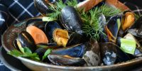Lobster, Mussels and Moonshine
