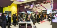 Booster Juice's Toronto Pearson location wins FAB award