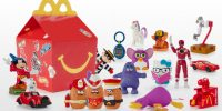 McDonald's digs into Happy Meal history for a limited edition release of most popular toys