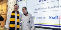 Kraft Heinz pledges $40,000 in support of Humber's Culinary and Baking Programs