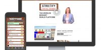 Shopping streets go virtual, with Streetify