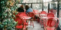Extending outdoor dining season for year-round revenue generation