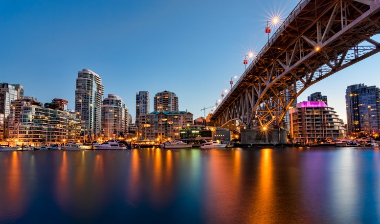 Vancouver's temporary patios
