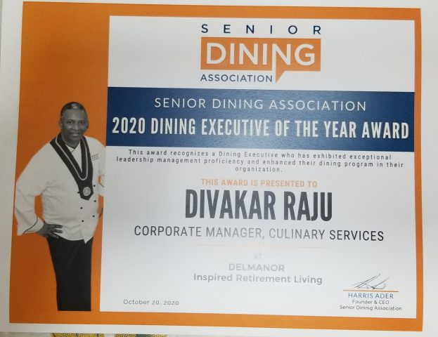 Dining Executive of the Year