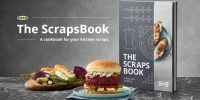 IKEA Canada releases food waste cookbook