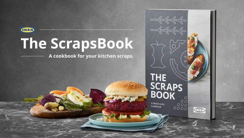 food waste cookbook