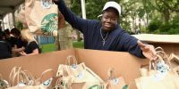 Starbucks & Second Harvest extend Canadian food donation drive