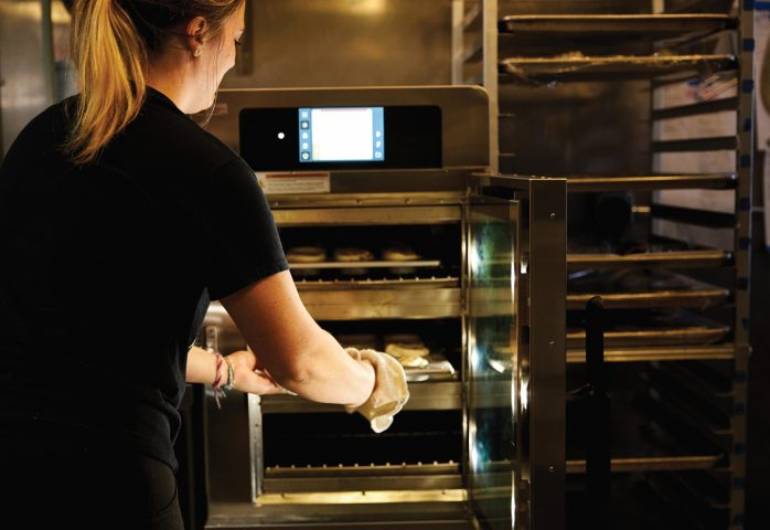 Vector Multi-Cook ovens