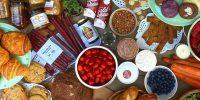 Shaping a virtual food market