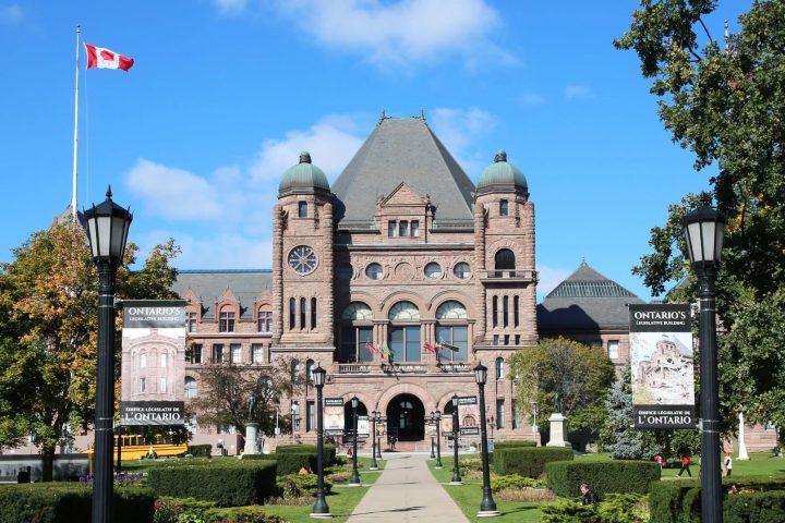 Ontario reopening plan