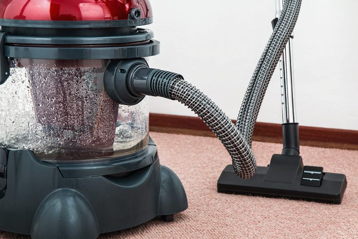 carpet cleanliness
