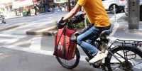 New York City moves to protect food delivery workers