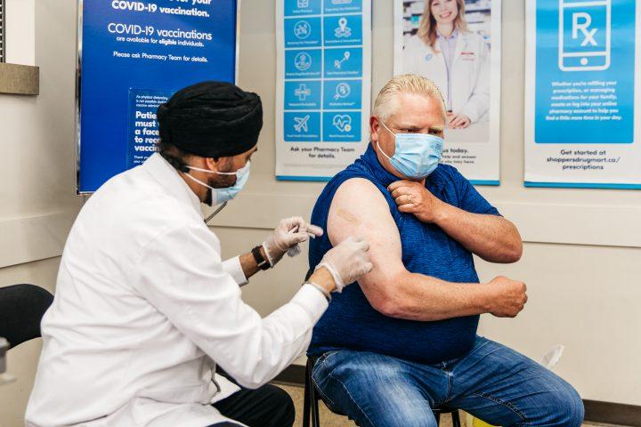 Ontario vaccine passport