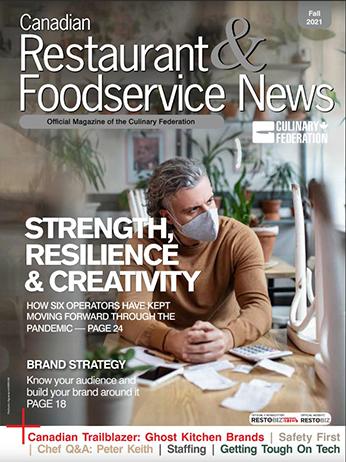 Canadian Restaurant & Foodservice News